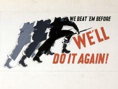 19 Incredible British Propaganda Posters From World War Two