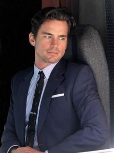 I like to pretend this is a picture of Matt Bomer on the set of Fifty Shades of Grey.  If he isn't cast as Christian, I will be pissed.