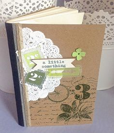 [Notebooks and Journals] Mini Notebook | Petite Fleur Paperie