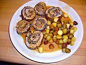 Schweinefilet mit Calvados