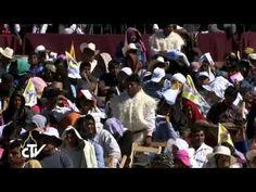 Papa: como los inmigrantes Jesús experimentó la indiferencia - YouTube