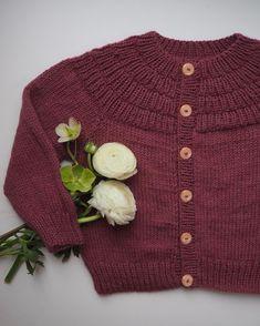 Ravelry: Anker's Jacket pattern by PetiteKnit Baby Sweaters, Wool Sweaters, Knitting For Kids, Baby Knitting, Knit Or Crochet, Crochet Baby, Knitted Baby, Baby Barn, Diy Bebe