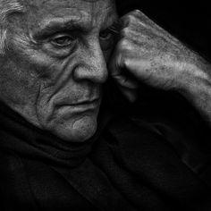 Les fabuleux portraits en noir et blanc de Betina La Plante