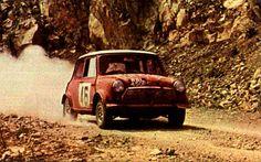 1968 Acropolis (Aaltonen & Liddon) Mini Cooper S