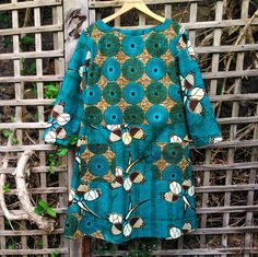 Esme Dress #6 (I think) made from patched together repurposed fabrics made by @ivyarch Not blogged but similar one blogged in link.  #LottaEveryDayStyle