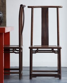 ming chair at Module 7  #asiandesign, #module7