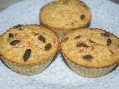 Jak upéct zdravé jablečno-mrkvové muffiny Breakfast, Fit, Morning Coffee, Shape