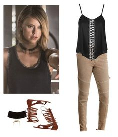 Freya Mikaelson- The Originals by shadyannon on Polyvore featuring polyvore fashion style Topshop Ralph Lauren Charlotte Russe clothing