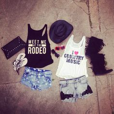 cute looks for summer!