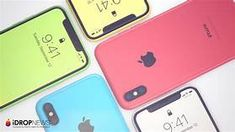 Apple could alleviate the premium on its latest flagship by introducing a budget-friendly iPhone Xc. See the full iPhone Xc image gallery here. Iphone 5c, New Iphone 8, Cheap Iphones, New Mobile Phones, Best Cell Phone, Good News, Smartphone, Ipad, Apple