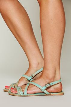 Bed Stu + Free People Womens Kelsey Braided Sandal by: Free People