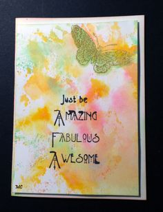 Chocolate Baroque - Amazing Mackintosh Words, Just Butterflies sets,  stamps