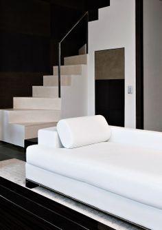 Triplex Apartment, Ile de La Jatte by Helene & Olivier Lempereur _