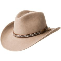Take a look at our Bailey Nock - Soft Wool Cowboy Hat made by Bailey Western 44780fdb452f