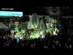 Domingo de Carnaval 2016-Paceo Nocturno-Calle Arriba de Las Tablas.