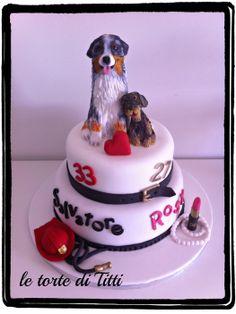 cake dogs