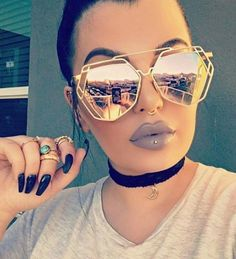 #Sunglasses #Fashion #Accessories Pinterest @MakeupByVC