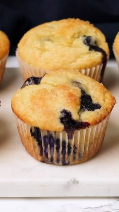 basic Blueberry Muffin recipe that is moist and delicious. basic Blueberry Muffin recipe that is moist and delicious. Best Blueberry Muffins, Blue Berry Muffins, Blueberry Muffin Recipes, Blueberries Muffins, Blueberry Season, Blueberry Cupcakes, Cupcake Recipes, Dessert Recipes, Healthy Desserts