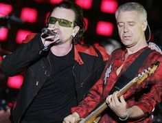 Bono & Adam
