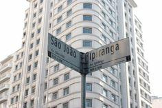 Placas de ruas e avenidas de SP poderão indicar bacias hidrográficas