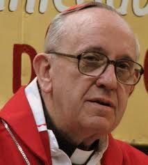 "Jorge Cardinal Bergoglio - The 266th Pope.  ""Tu es Petrus!"""
