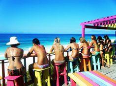 Beach bums #JuicySummer #bythebeach