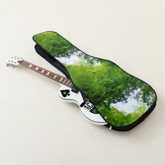 Tree leaf Nature Landscapes Sky Destiny Destiny'S Guitar Case - image gifts your image here cyo personalize
