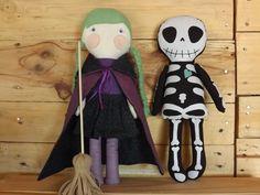 Prontos para a festa de Halloween? Encomende o seu boneco. Jardim das Kmélias