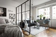 Une chambre pas vraiment fermée | PLANETE DECO a homes world | Bloglovin'