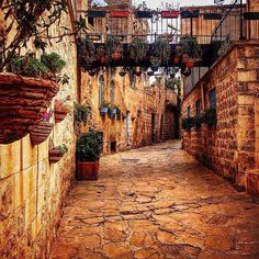 A street in Mardin, Turkey