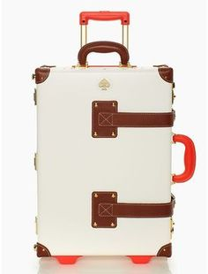 ShopStyle: Kate Spade Steamline carry on