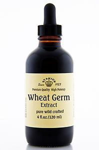 4 oz Wheat Germ Extract Top Quality Pure Herbal Tincture Wild Crafted | eBay