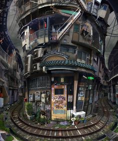 1 million+ Stunning Free Images to Use Anywhere Environment Concept Art, Environment Design, Urban Photography, Street Photography, Fantasy City, Free To Use Images, Japanese Architecture, Landscape Architecture, City Aesthetic