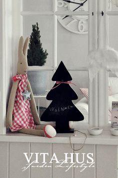 Advent, Advent, wie bei uns, ein Hase gehört einfach zu Weihnachten dazu.