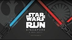 The Dark side, and the Light. For glory or for fun. Prepare for a galactic adventure in Singapore's first STAR WARS™ RUN. Participation for the 10km category is completely filled up but there's still time to take part in the 4.5km run. Register before 17 April! Limited slots left! www.starwarsrun.sg #StarWarsRunSG #VisitSingapore