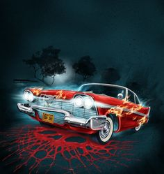Christine by Ghoulish Gary Pullin