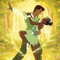 Disney Tiana Hot | Prince Naveen Real Most: her prince charming