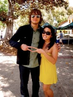 And I was just looking up seasons of Greek on DVD this morning. This totally makes my day. Even Cappie loves ADPi #Greek