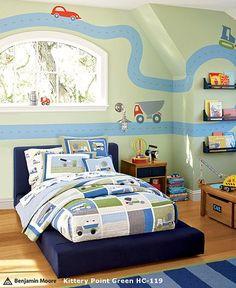 Kristen F. Davis Designs: children's rooms