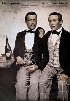 Lichtspuren - Daguerreotypien aus Schweizer Sammlungen 1840 bis 1860 - Fotostiftung Schweiz - 2.12.06 18.02.07 2006