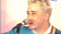 "Acum 22 de ani: Florin Chilian 1997, debut in televiziune cu  Vali Sterian la Casa Eliad in cadrul emisiunii ""Vanare de vant"""