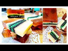 BERBUKA DENGAN YANG MANIS MANIS LEMBUT MEMBELAI LIDAH,PUDING LAPIS PHILIPPINE - YouTube Desserts, Tailgate Desserts, Deserts, Postres, Dessert, Plated Desserts