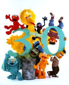 SesameStreetCharacters-30 The Muppet Movie, Sesame Street Muppets, Studios, Rainbow Connection, Kermit The Frog, Pbs Kids, Grandma And Grandpa, Jim Henson, Elmo