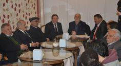 Demokrat Parti Başkan Adayı Mustafa Bağ
