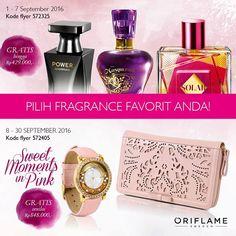 September akan menjadi bulan kesuksesan untuk Anda!  Dapatkan program benefit untuk sponsor di september, koleksi parfum, dompet dan jam tangan cantik hanya dipersembahkan untuk Anda  Go REKRUT di September 2016