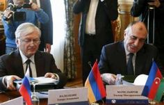 Foreign ministers of Russia, Azerbaijan and Armenia – Sergey Lavrov, Elmar Mammadyarov and Edward Nalbandian – will meet in Moscow on April 28 to discuss the settlement process of the Nagorno-Karabakh conflict, Russia's Foreign Ministry announced Wednesday, AzVision.az reported.