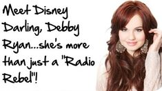 "Meet Debby Ryan, one of few true, Christians in hollywood who has dared to be different. >>> Okay so I, like many, only looked at the Disney channel side of Debby Ryan...until I thought to check her Instagram. Originally I was only checking to see if she was still dating Josh Dun of Twenty One Piløts (I still don't know if she is. little help Tøp fans?). But then I spotted a picture of her praying over her sister, and I began to wonder ""Is this an act, or is she for real?"" A quick Bing…"