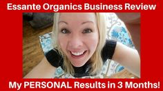 The Best Home Business Opportunity Available Right Now.  #Organics #wahm #toxicfree #nongmo #glutenfree #sixfigures