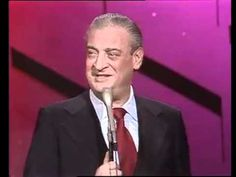 Rodney Dangerfield - Live 1978 (Part 2)   He got no respect...Me, too: