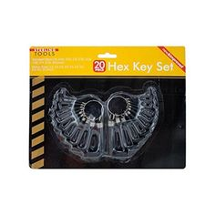 Bulk Buys OB92824 Hex Key Set RMG4H4E54 E4R46T32516648 *** Check this awesome product by going to the link at the image.(This is an Amazon affiliate link)